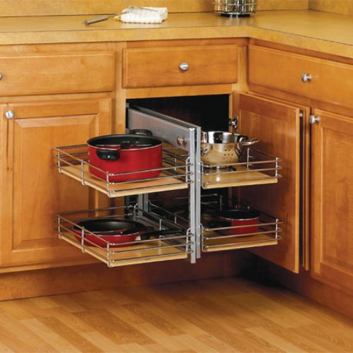 How To Organize Deep Corner Kitchen Cabinets 5 Tips For Functional Look Home Improvement Day